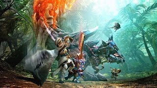 A Quick Look at Monster Hunter Generations