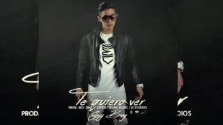 Te Quiero Ver - Eduard Crazy Boy  (Video)