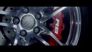 "1000HP Twin Turbo Audi R8 V10 ""Promotional Film"""