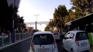 Авто авария легкая