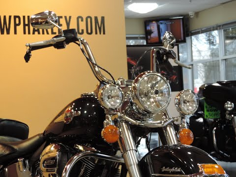 2017 Harley-Davidson® HD FLSTC Heritage Softail® Classic