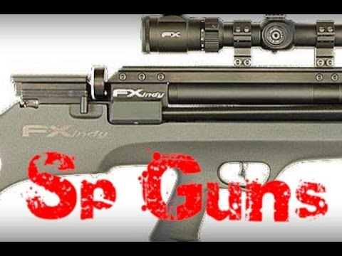 fx indy bullpup 25 cal can kill at 80m!!!
