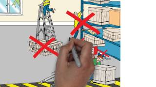 Warehouse health and safety hazards