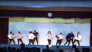 「2016年2月19日大東学園送別会」の動画をUPしました。 -その1- Kpop copy dance部