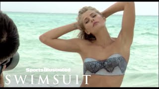 Tori Praver Takes It All Off For Her Body Paint Photoshoot | Sports Illustrated Swimsuit