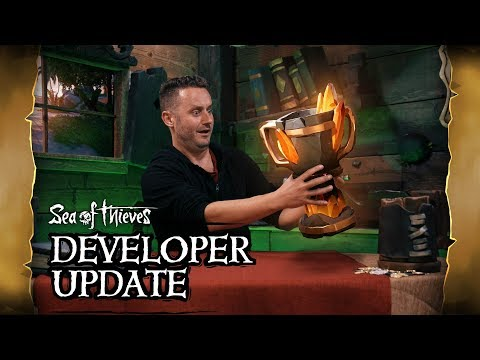 Sea of Thieves Developer Update: September 12th 2018