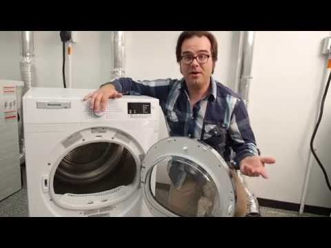 If You Need a Ventless Dryer, Get the Blomberg DHP24412W