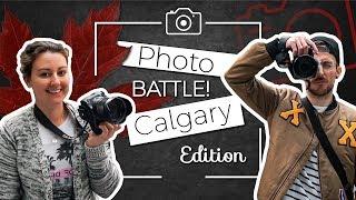 Street Photography BATTLE - Calgary Edition