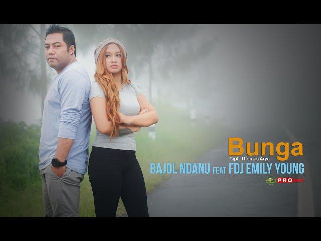Bajol Ndanu ft FDJ Emily Young  - Bunga [ Official Reggae Version ]