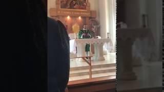 Msza Św. w świątyni pw. Narodzenia Pańskiego