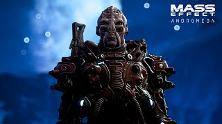 Mass Effect Andromeda's co-op adding batarians