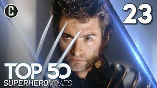Download Youtube: Top 50 Superhero Movies: X-Men - #23