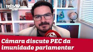Rodrigo Constantino: PEC da imunidade parlamentar é um remendo cheio de buracos