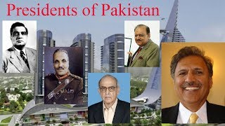 Presidents of Pakistan