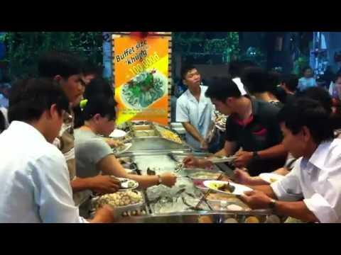 Ăn buffet Việt Nam... cho mình xin cái tiêu đề, khó đạt wa