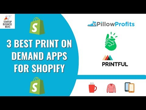 Top 99 Shopify Apps of ALL TIME! Best Print On Demand Apps