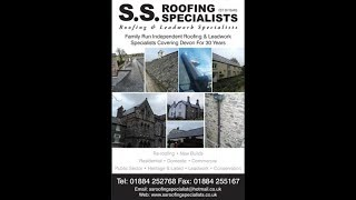 How to Cut roof slates