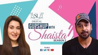 Faisal Qureshi - The Thespian of Pakistani Entertainment Industry | Gupshup with Shaista Season 2