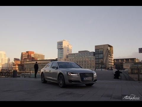 2014 Audi A8 4.2 TDI und S8 4.0 TFSI V8 Biturbo getestet