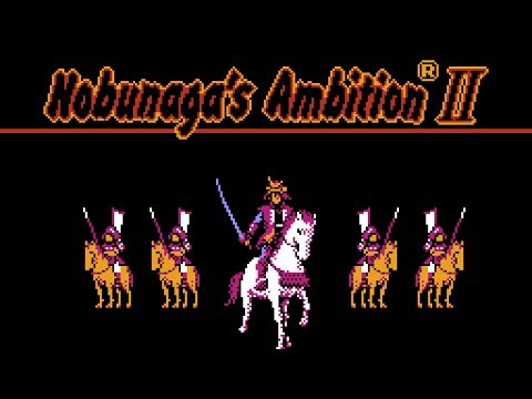 nobunaga's ambition nes manual
