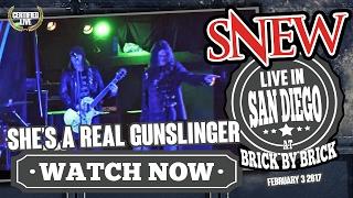 SNEW LIVE @ BXB - Gunslinger