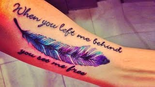 Inspirational And Cool Tattoo Quotes