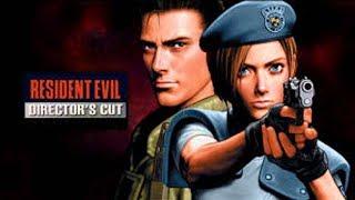 Resident Evil 1 Director's cut - gameplay Español