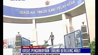 Taruna Tewas Dipukuli Senior Kepala STIP Capt Weku Frederik Karuntu Dicopot  BIS 11/01