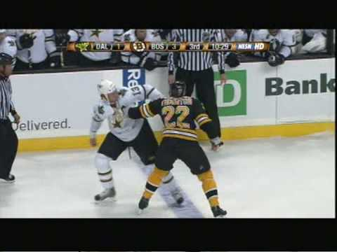 Krys Barch vs Shawn Thornton