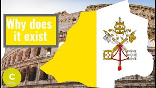 Why does the Vatican exist ? #shorts