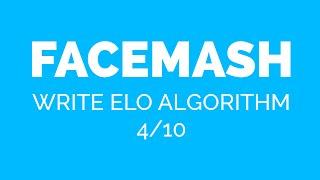 Laravel Facemash App: WRITE ELO ALGORITHM (PART 4/10)