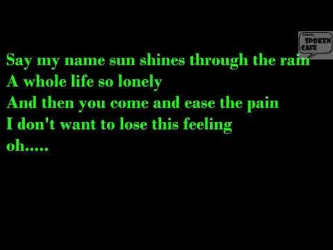 Eternal Flame  The Bangles   Lyrics