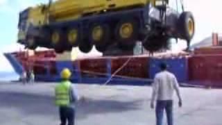 Raw Video Crane Accident - Video Youtube