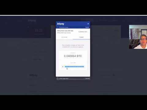 Bitpay Español-Bitcoin