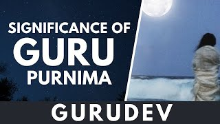 Story of Guru Purnima by Gurudev | GuruPurnima 2020 - Download this Video in MP3, M4A, WEBM, MP4, 3GP