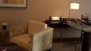 preview picture of video 'Marriott Ningbo, China - Review of a One bedroom Suite 3206'