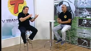 Tv Transamérica - 29/02/16 - Programa Placar Transamérica
