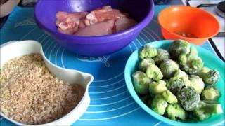 🍏🍎🍊Очень ВКУСНЫЙ обед в пароварке за 30 минут