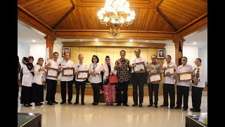 Sleman Borong Penghargaan PPID DIY