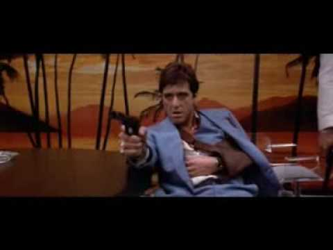 SCARFACE TRIBUTE ( Push It To The Limit)