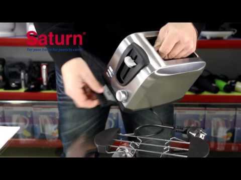 Saturn ST EC7023 Unboxing