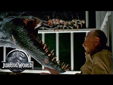 INDORAPTOR & CARNOTAURUS CONFIRMED (Spoilers)   Jurassic World Fallen Kingdom