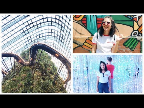 Exploring Instagrammable Places in Singapore