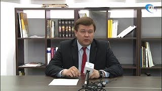И.о. ректора НовГУ Юрий Боровиков рассказал о дальнейших планах университета