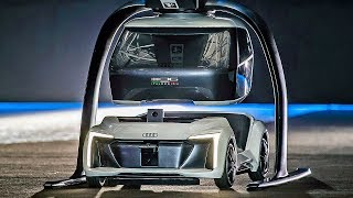 AUDI Flying Car prototype – Flying cars are on the way!
