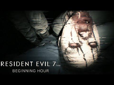 Resident evil 7 teaser CZ : špatný i dobrý konec