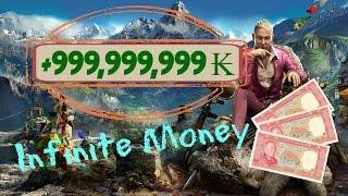 Far Cry 4 Infinite Money Glitch (OVER 30 MILLION PER HOUR)