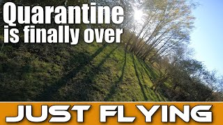 Quarantine is finally over - Just Flying