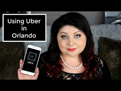 How to use Uber on your Disney World vacation | Orlando Florida
