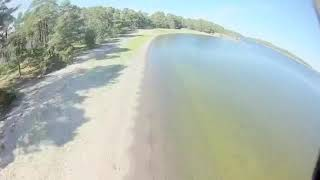 Sandö FPV drone flying